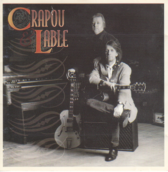 DL15 CD Crapou & Lable (1994)