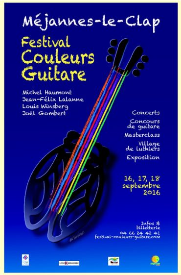 Couleurs Guitare