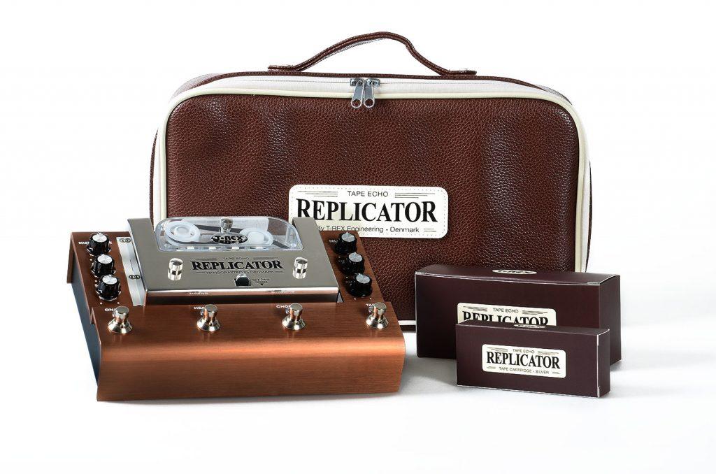T-Rex a particulièrement soigné son Replicator. La fabrication artisanale est réalisée au Danemark.