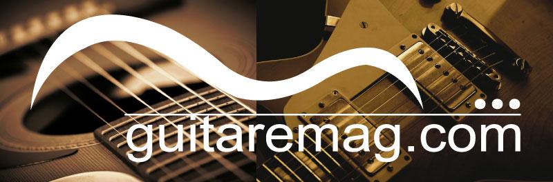 Guitare Mag - Le site guitaremag.com propose des contenus d'actualités, d'informations (interviews, dossiers, reportages) et de pédagogie sur tous les types de guitares et dans tous les styles de musique.