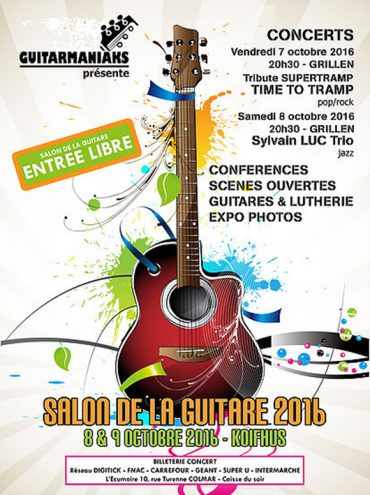 Visuel Guitarmaniaks 2016