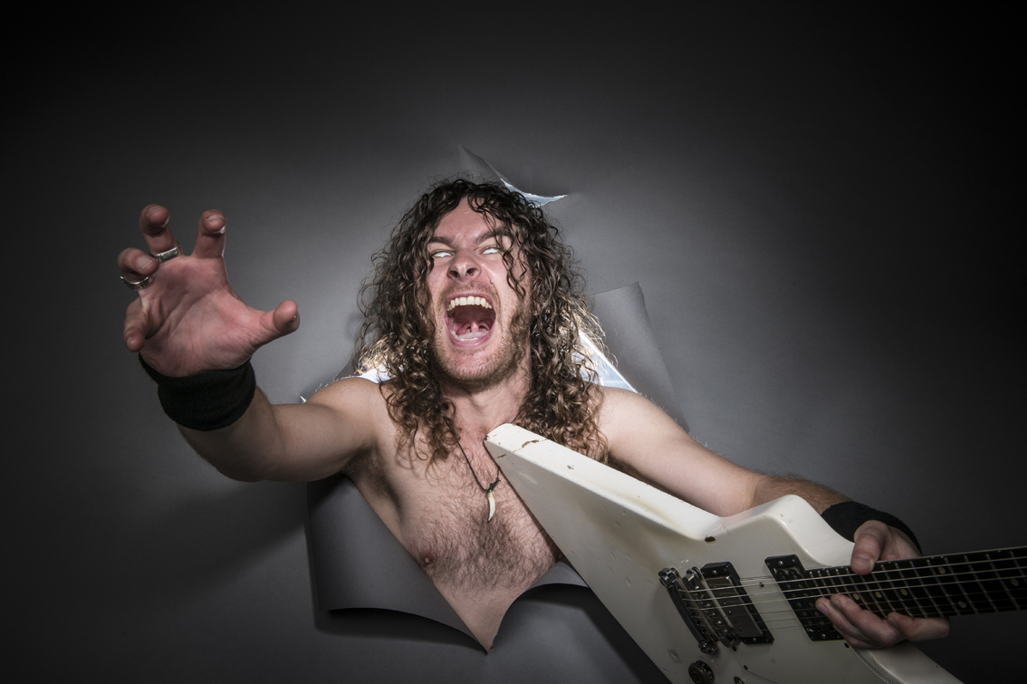 VIDEO AIRBOURNE GUITARE EN MAINS