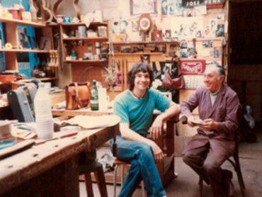 Jean-Pierre et Jacques Favino.
