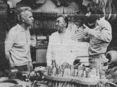 Georges Brassens, Jacques Favino et Maxime Le Forestier