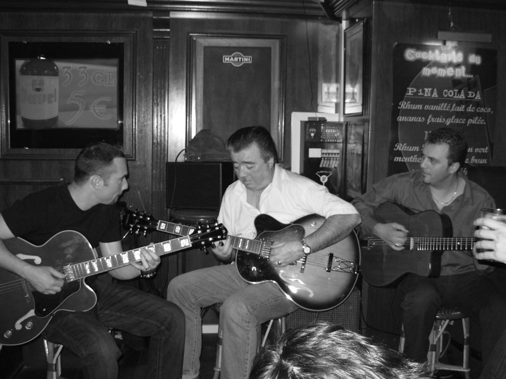 Rocky, Patrick Saussois & Mathieu