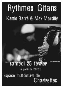 Concert Kamlo Barré