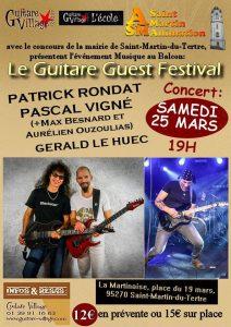 Guitare Guest Festival