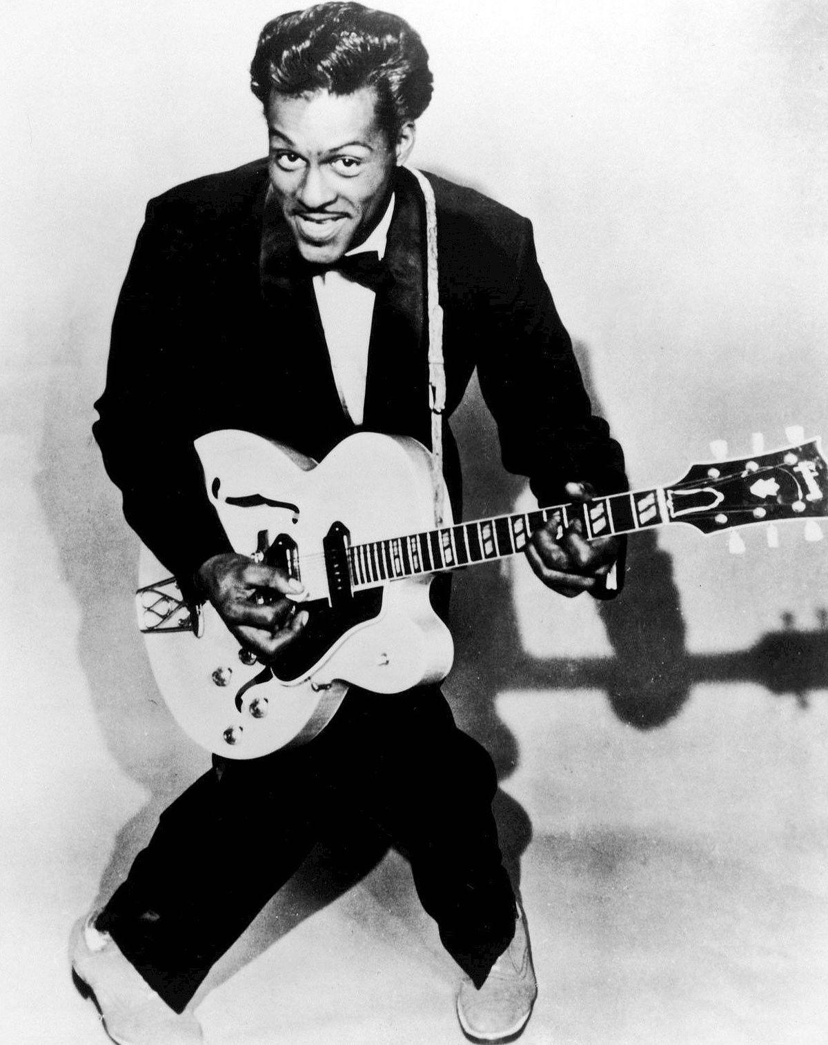 Chuck Berry 1957 ok