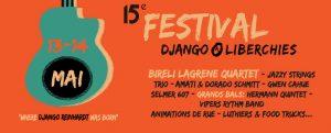 Django à Liberchies