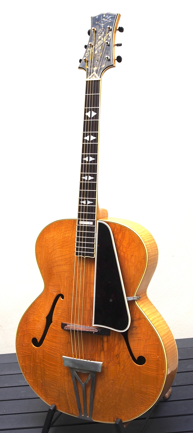 Guitare Stromberg