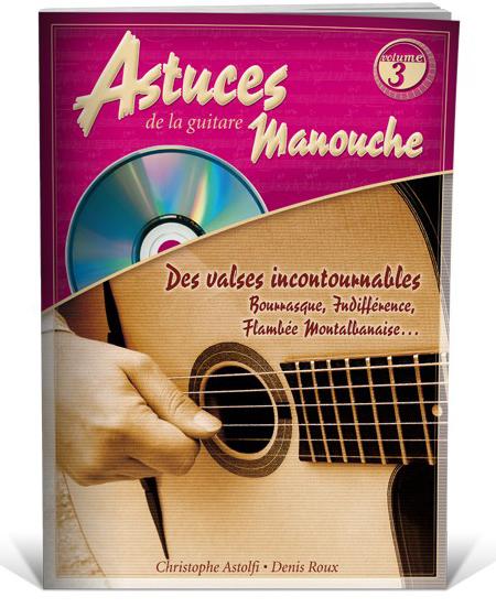 astuces de la guitare manouche vol3