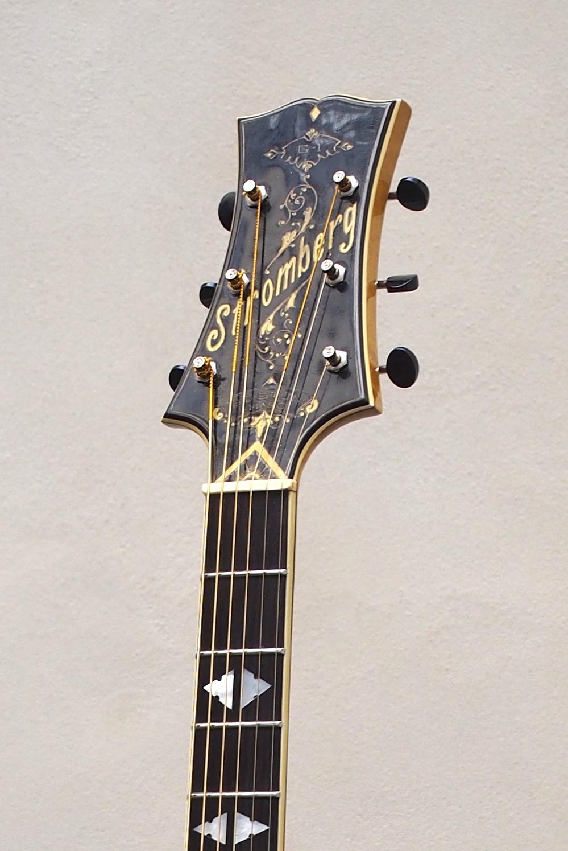 Tête guitare Sromberg