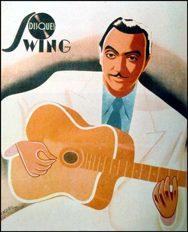 Affiche Swing ok