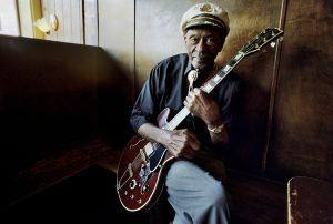 Chuck Berry 2017