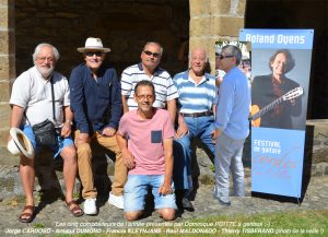 Chanteuges compositeurs