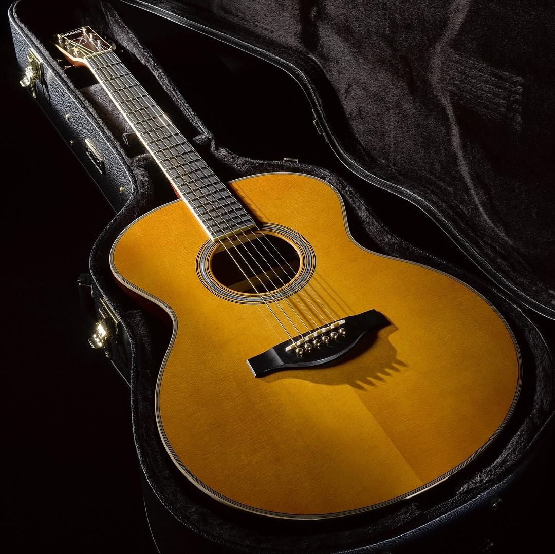 La guitare est livrée en étui