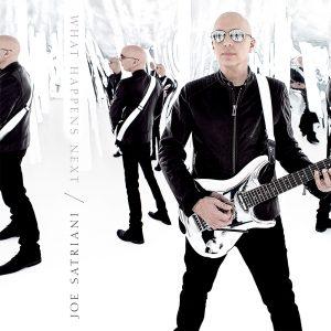 Le nouvel album de Joe Satriani