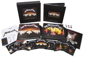 Coffret Metallica