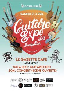 Guitare Expo 2018