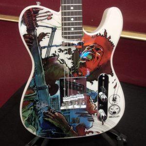 Tele Fender Druillet 2