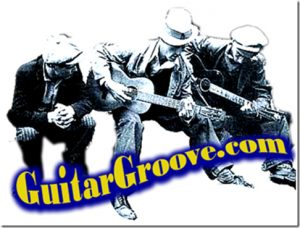 Stage GuitarGroove