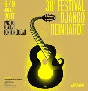 Affiche Django 2017
