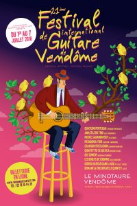 VENDOME GUITARFEST 2018
