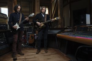 Marc Ford & Rich Robinson © David McClister