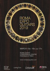 ROMA EXPO GUITARS 2019