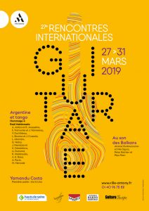 RENCONTRES INTERNATIONALES D'ANTONY