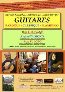 BAROQUE, CLASSIQUE & FLAMENCO
