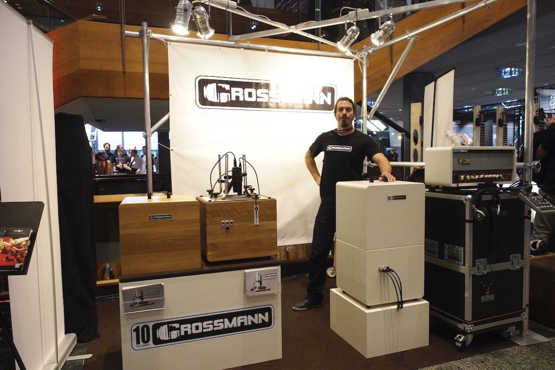 Grossmann, fabricant de caisson isolant