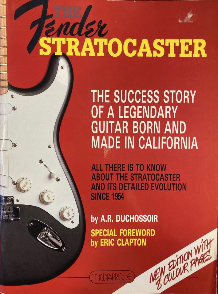 Fender Stratocaster 2